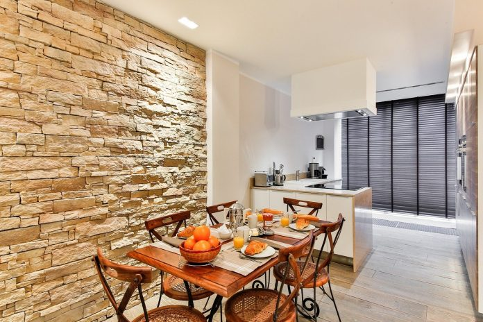 Removable Wallpaper A 2021 Smart Kitchen Trend